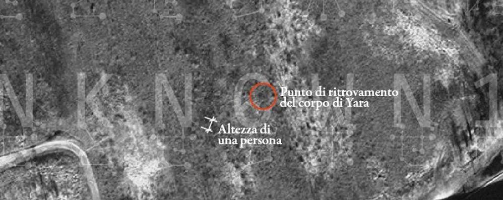Processo Bossetti, battaglia tra avvocati sulla foto satellitare di Chignolo - Video