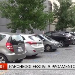 Parcheggi a pagamento di domenica  Come vanno le cose  dopo la novità?