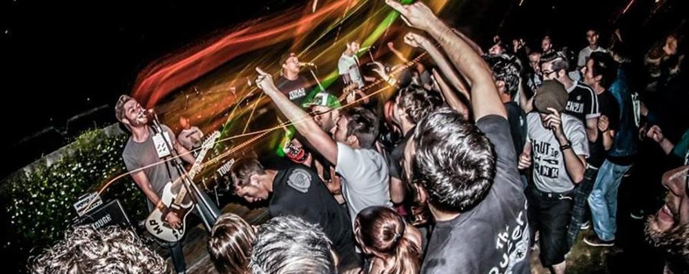 All'Edoné di Redona il «Punk rock raduno»