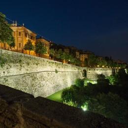 Bergamo  ce l'ha fatta!  Mura venete patrimonio dell'Unesco