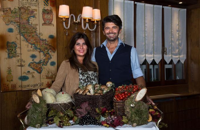 Elena e Diego Zanchi