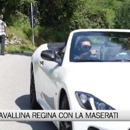 Nuove Maserati, test-drive in Val Cavallina   Bolidi sfrecciano in anteprima mondiale