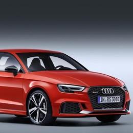 Le nuove Audi RS 3:  compatte ma sportivissime