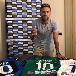 «Orgoglioso di questa maglia e di rappresentare Bergamo» - Video