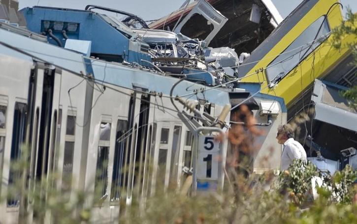 Un anno fa il disastro ferroviario in Puglia Bergamo ricorda Michele e Salvatore