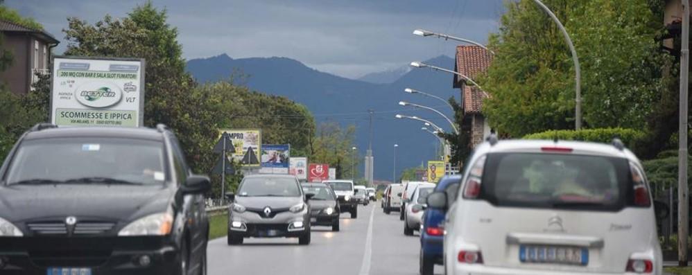 Volete evitare traffico e code? Incidente: circonvallazione in tilt