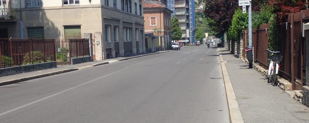 Ciclabili del futuro: in Santa Lucia meno parcheggi e più piste