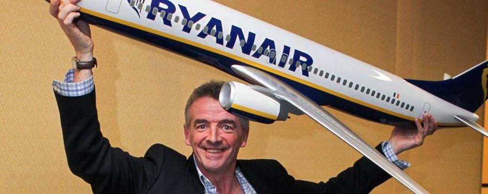 Mister Ryanair, la Brexit e il Regno Unito «Basta voli dall'Europa» (anche da Orio)