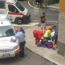 Ciclista muore sulla strada a Sedrina Malore fatale per un 67enne