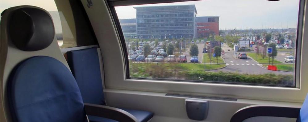 Treni, a Bergamo la «tratta della salute» Collegherà il Bolognini al Papa Giovanni