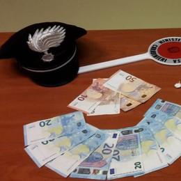 Scoperto con cocaina da spacciare In manette un 49enne di Mapello