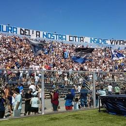 Atalanta, pienone di tifosi allo stadio Percassi: «Stateci ancora più vicini»