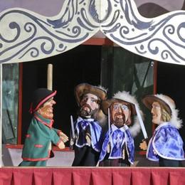 Torna «Borghi e Burattini» Tra tradizione e innovazione