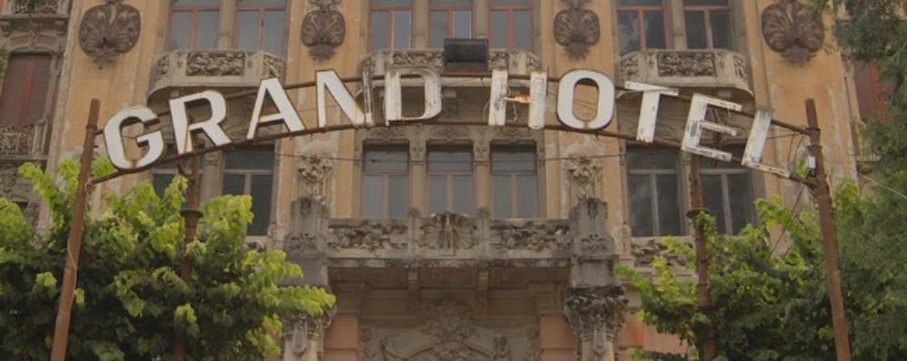 A caccia di set per i film di Wes Anderson Blogger francese «scova» San Pellegrino
