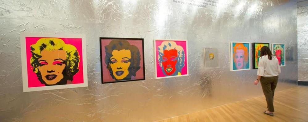 Andy Warhol come non l'avete mai visto Fino al 30 luglio alla Gamec - Video