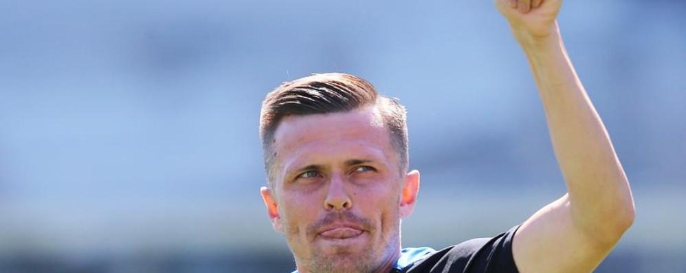 Atalanta, Ilicic suona già la carica «Sono abituato all'Europa League»