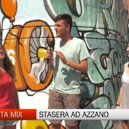 Granita Mix all'oratorio di Azzano