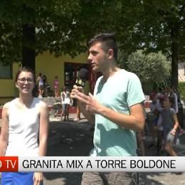 Bergamo Tv - Nuovo appuntamento con Granita Mix