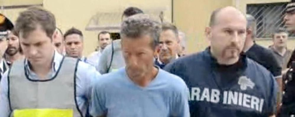 La notte di Bossetti dopo la sentenza Sconvolto per la conferma dell'ergastolo