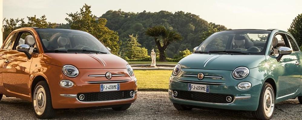 Edizione speciale Anniversario per i 60 anni della Fiat 500