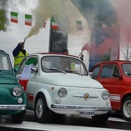La Fiat 500 compie 60 anni L'automobile degli italiani