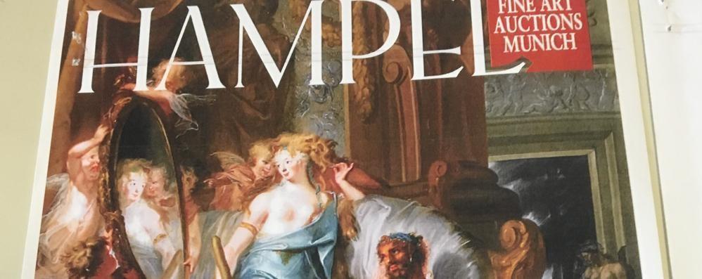«Fermate l'asta, l'opera d'arte è nostra» Trovata in Germania pala rubata a Seriate