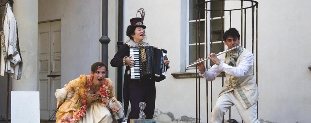 Omaggio «inedito» a Donizetti e Mozart Ad Azzano va in scena «Opera Guitta»