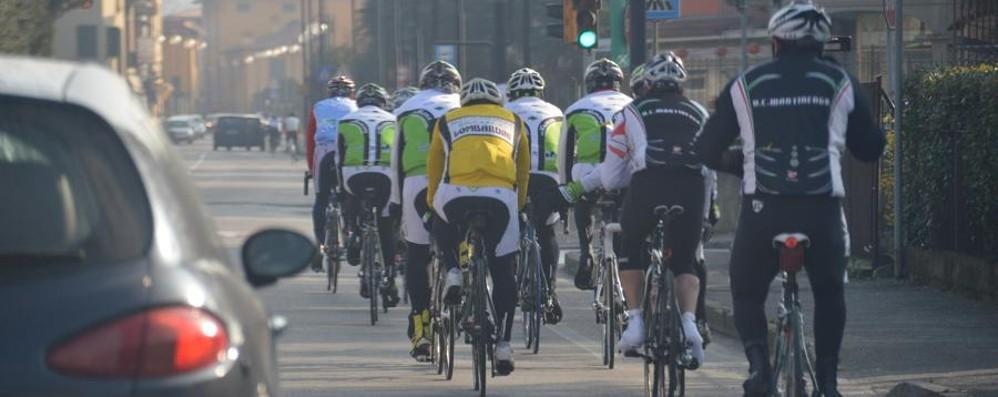 la bicicletta che gira serve per perdere peso
