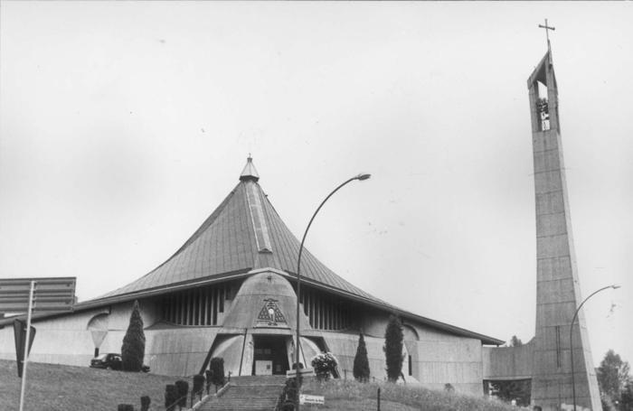 La chiesa del Monterosso