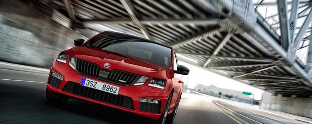 Non solo Suv: Škoda Octavia rilancia la station wagon