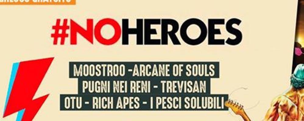 Ambria Music Festival Serata «NoHeroes»