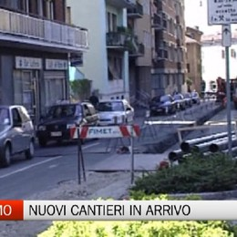 Bergamo, nuovi cantieri in arrivo