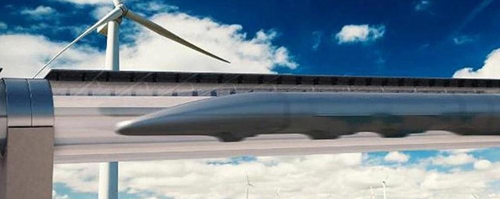 Un treno supersonico firmato Musk Da Ny a Washington in 29 minuti