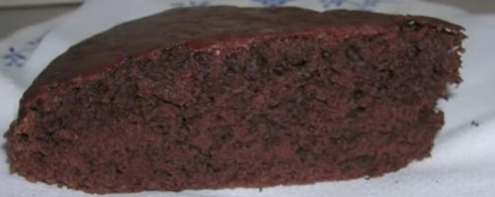 La gustosa torta africana fredda La ricetta di un dolce per l'estate