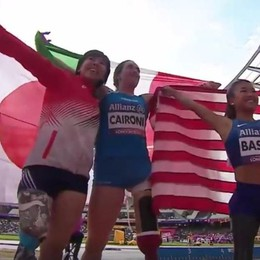 Martina Caironi volo d'oro nel lungo «La sua grinta è ineguagliabile»