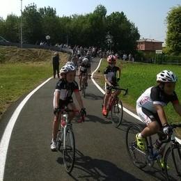 Treviolo e Dalmine sono più vicine Inaugurata la pista ciclopedonale