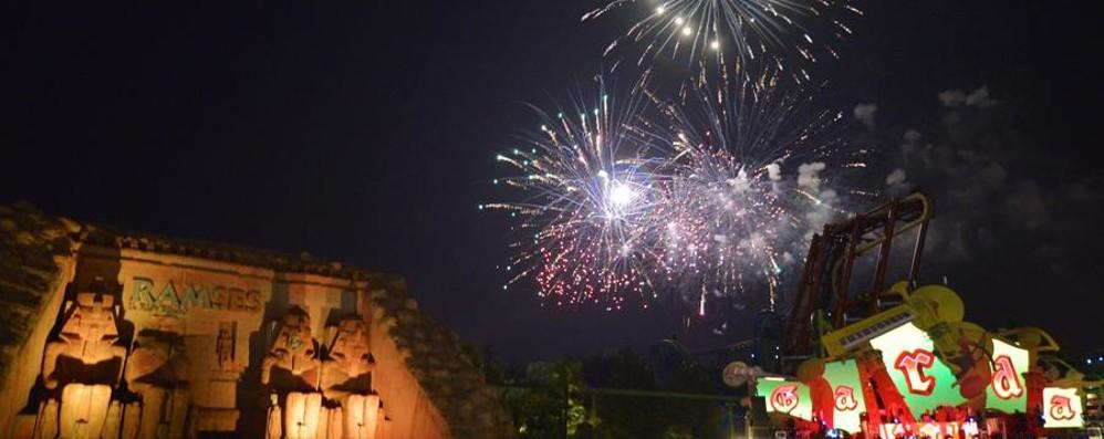 Gardaland spegne 42 candeline Sabato festa fino alle 3 (con sconto)