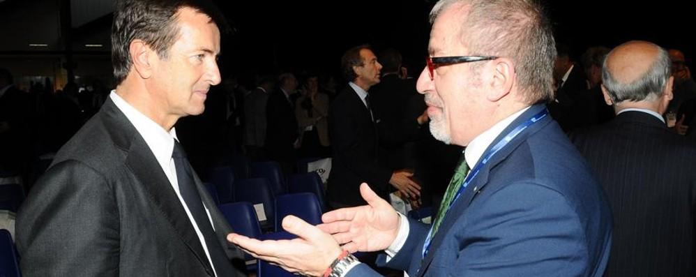 «Gori si candida? Che piacere» Ma Maroni pensa al referendum