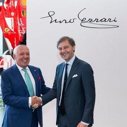 Nasce la bicicletta «Bianchi for Ferrari» Alleanza tra i miti delle due e quattro ruote