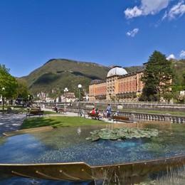 San Pellegrino, accordo con Percassi A Villa Giuseppina le terme curative