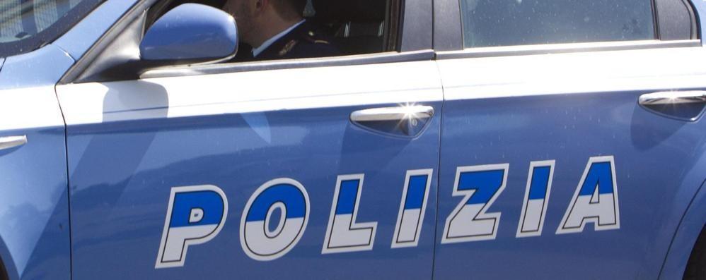 «Deja vu» per un ladro in Città Alta Preso 4 anni dopo dallo stesso agente