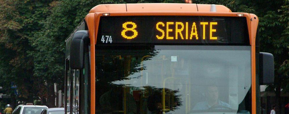 Andare a scuola in autobus costa meno A Seriate contributi per gli studenti
