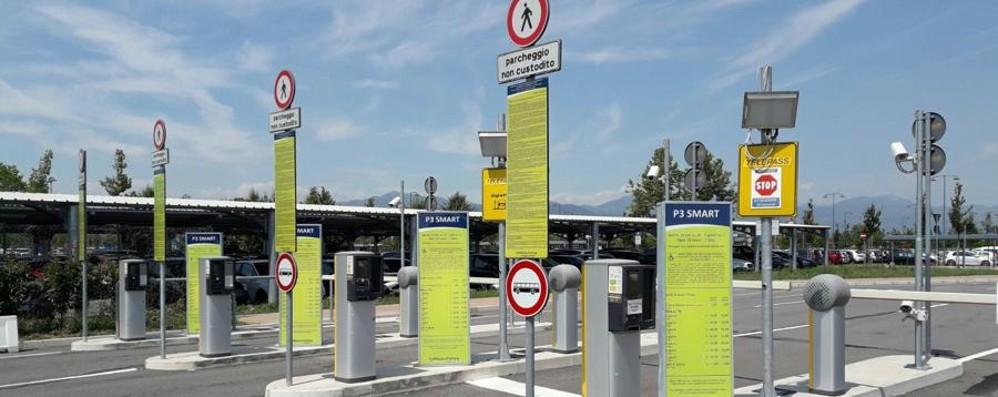Cresce il parcheggio di Orio al Serio Dal 31 luglio 1.160 posti in più