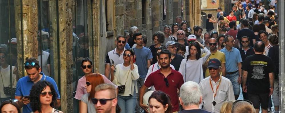 Estate all'insegna del turismo a Bergamo +5% in città, Endine e montagna a rilento