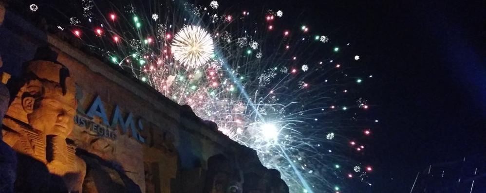 Gardaland festeggia il suo 42° compleanno con una festa faraonica