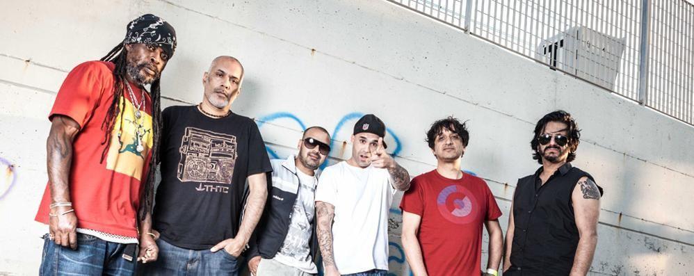 Asian Dub Fondation a Palazzolo Musica gratis al «Resta in Festa»