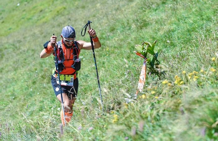 Una suggestiva immagine dell'Orobie Ultra Trail)