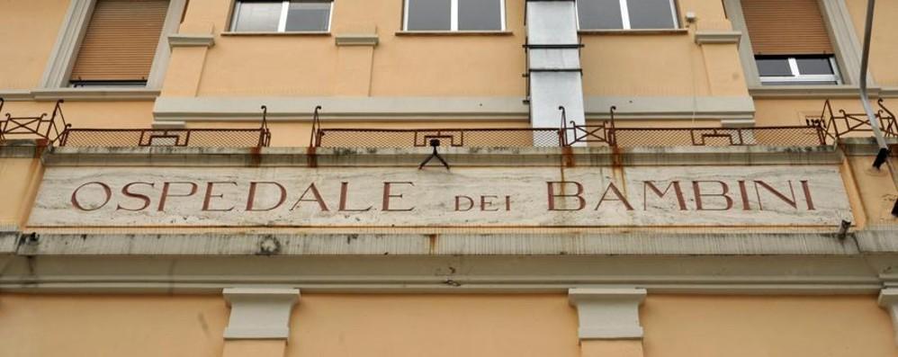 Muore e lascia in eredità 3,7 milioni all'ospedale infantile di Alessandria