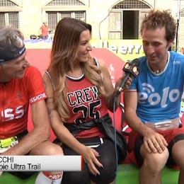 Orobie Ultra Trail: i primi tre classificati