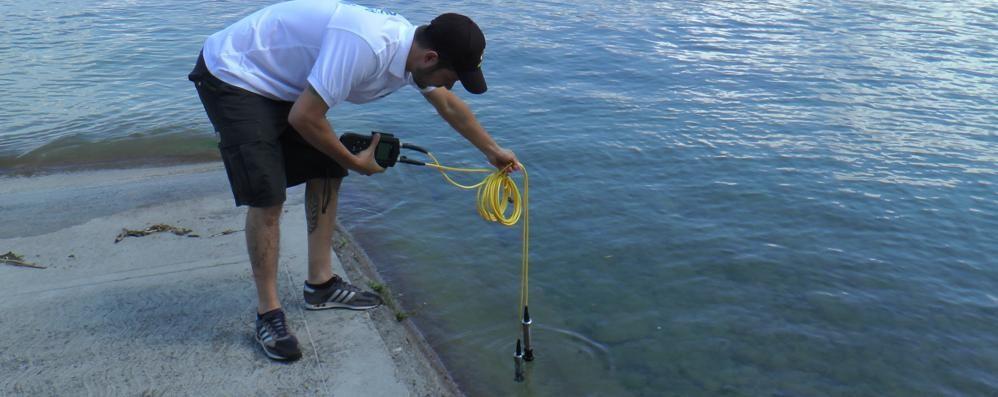Lago d'Iseo, inquinati 6 campioni su 9  Legambiente: «Soliti problemi di scarichi»